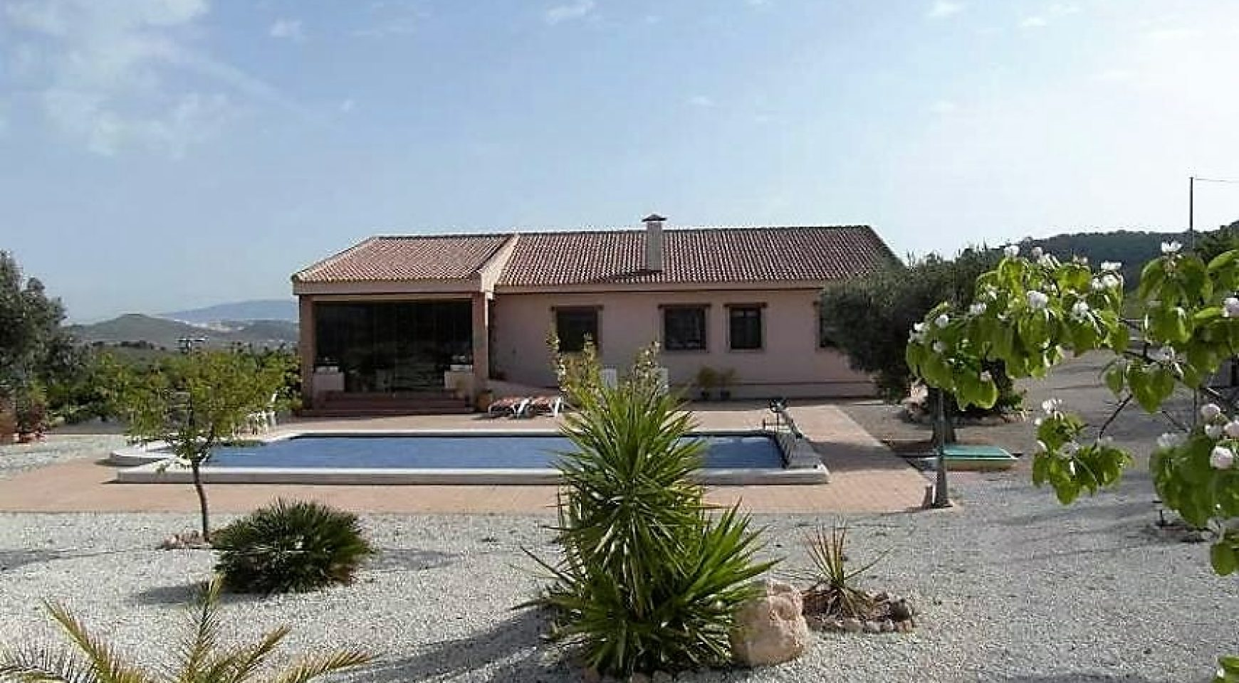 3 bed country house for sale spanish country homes for Spanish country houses