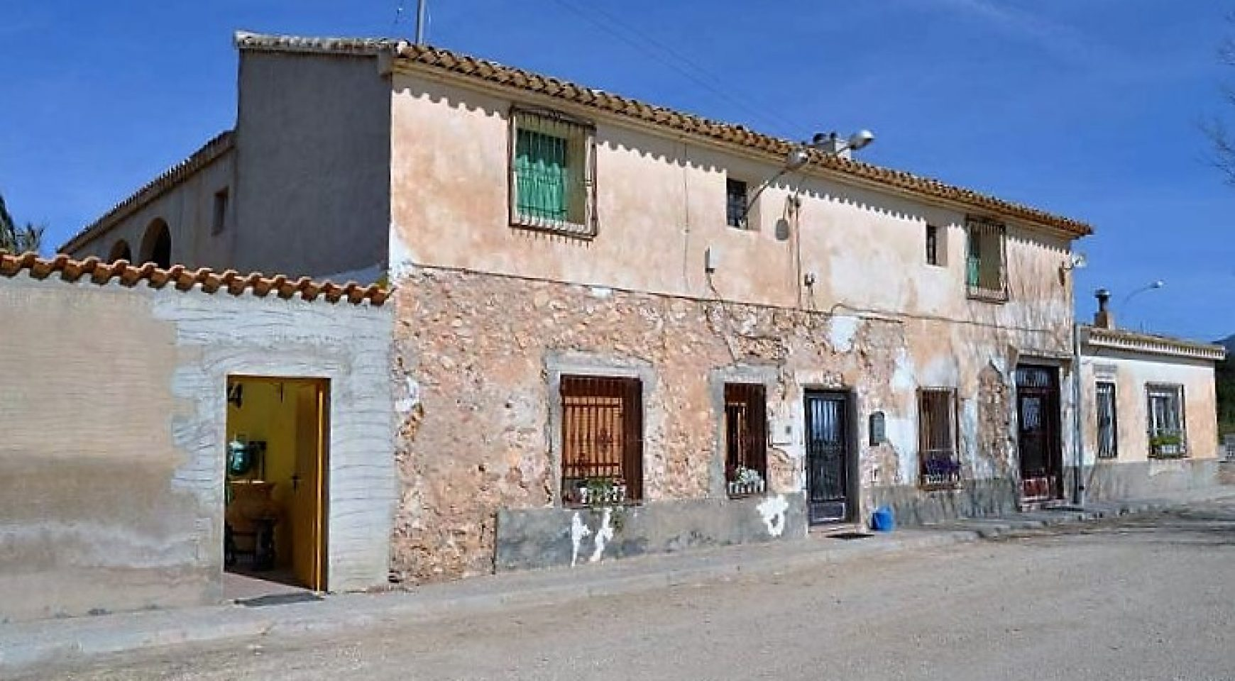 7 bed country house for sale spanish country homes for Spanish country houses