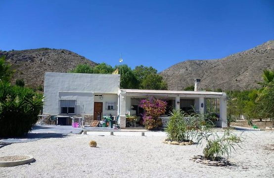 3 Bed Finca For Rent