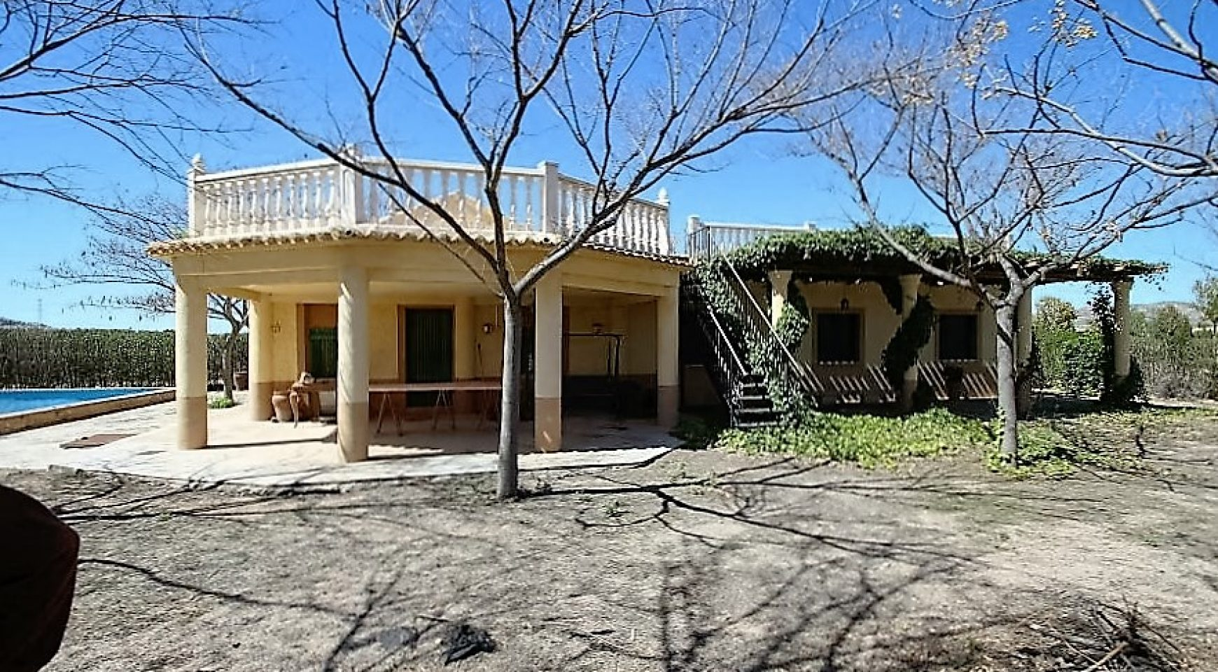 4 bed country house for sale spanish country homes for Spanish country houses