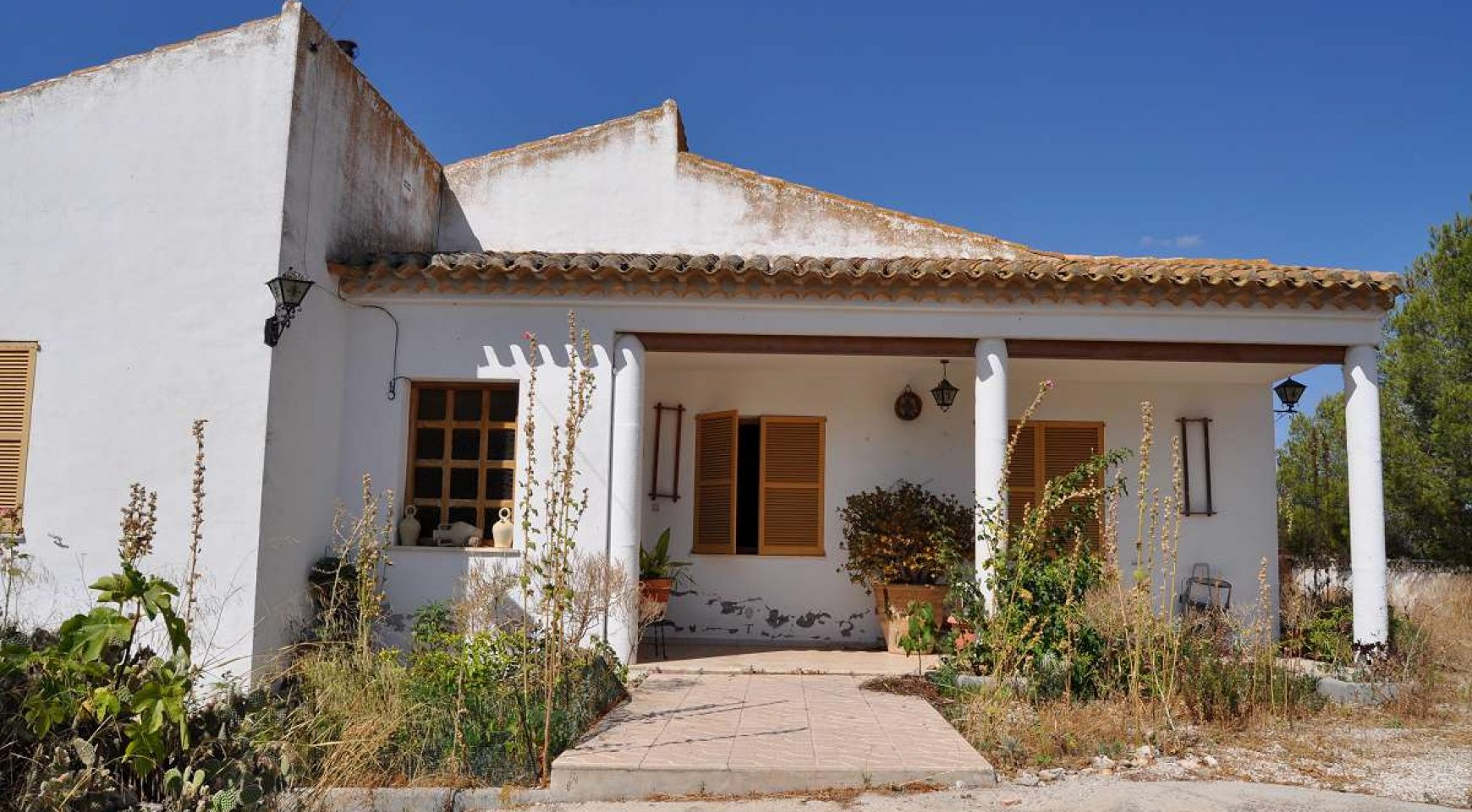 4 bed villa for sale spanish country homes for Spanish country houses