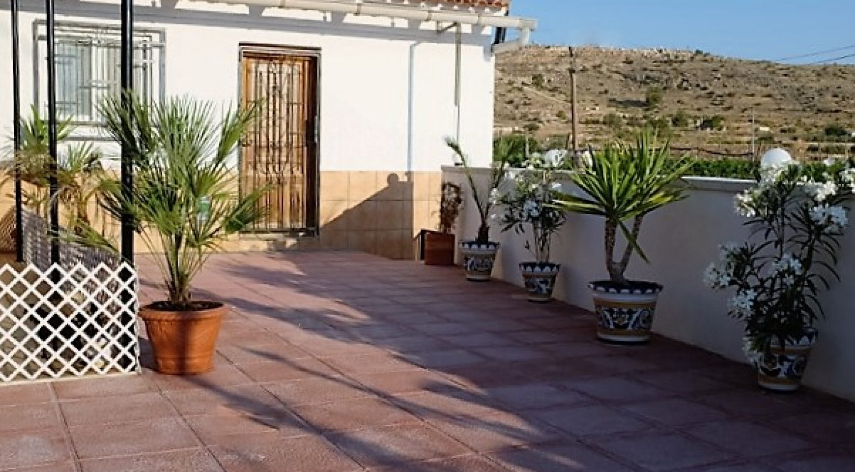 3 bed country house rented spanish country homes for Spanish country houses
