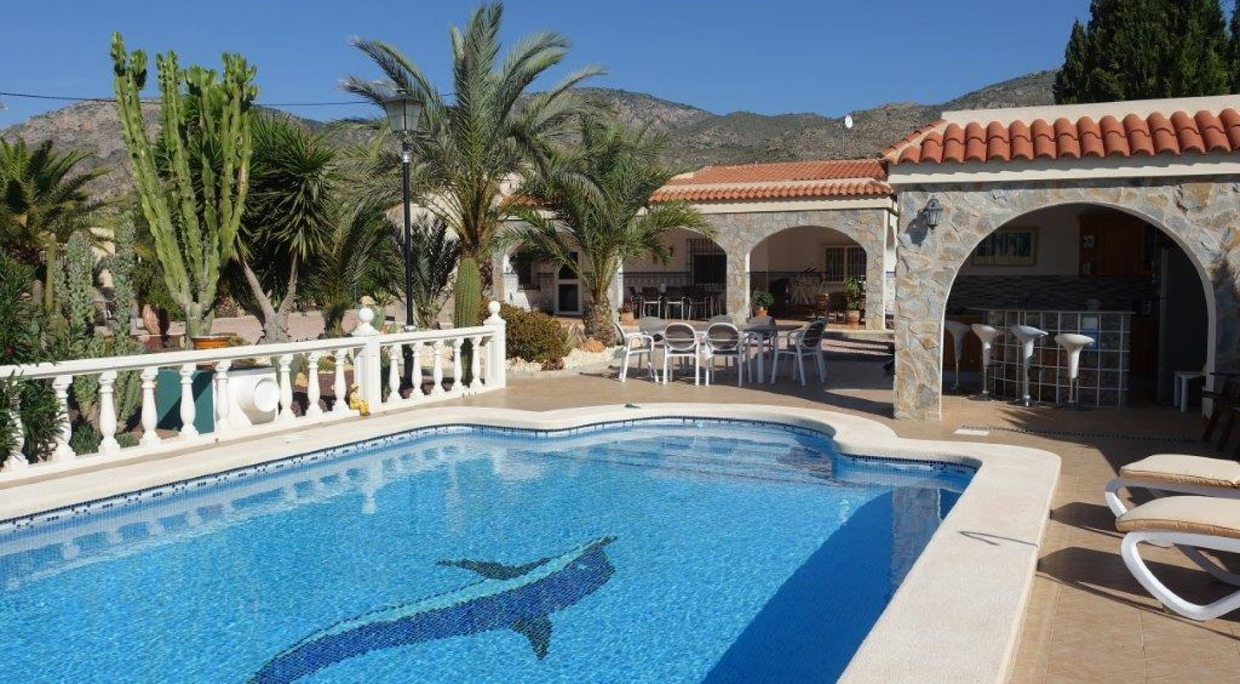 3 Bed Villa For Sale – Spanish Country Homes