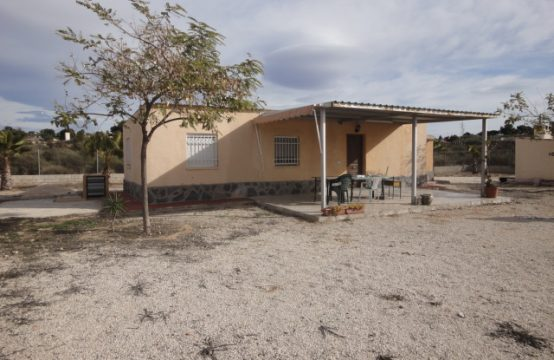 2 Bed Finca For Sale